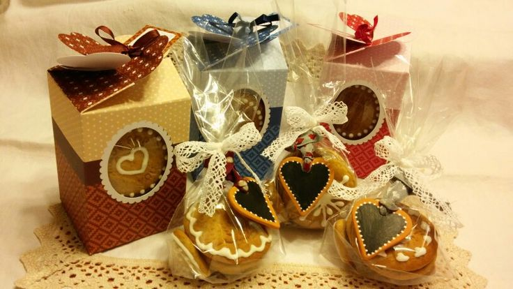 Mézes süti ajándékok