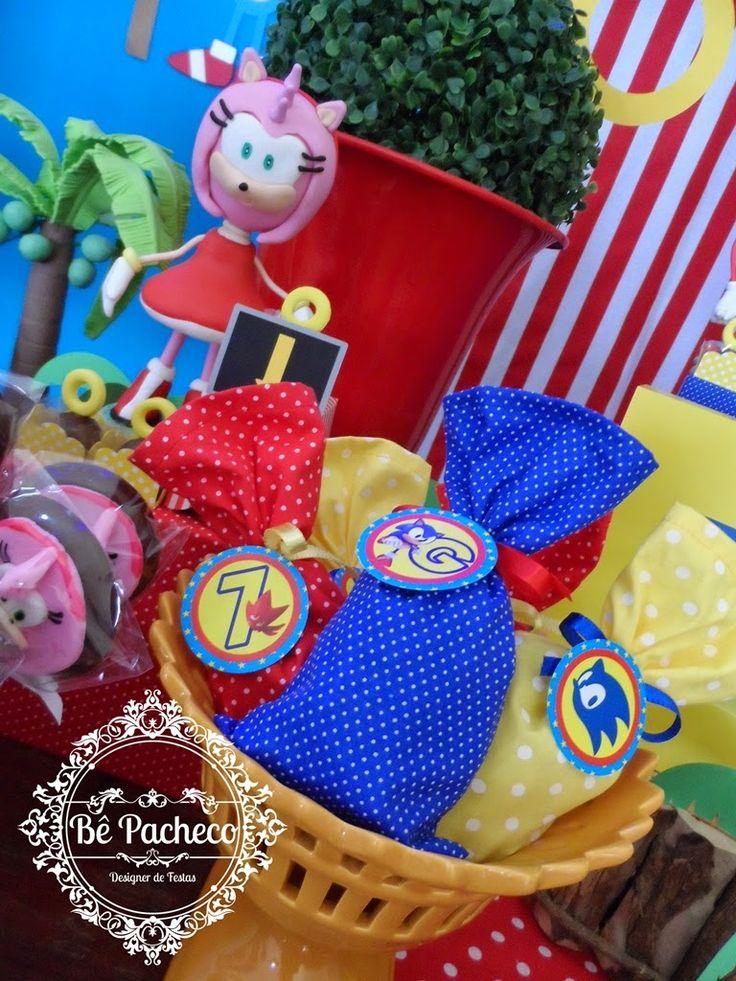 40 best Festa Sonic images on Pinterest   Sonic party, Sonic ...