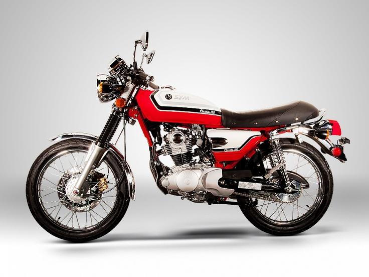 sym wolf classic 150