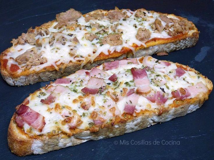6 recetas faciles con el pan como ingrediente principal | Cocinar en casa es facilisimo.com