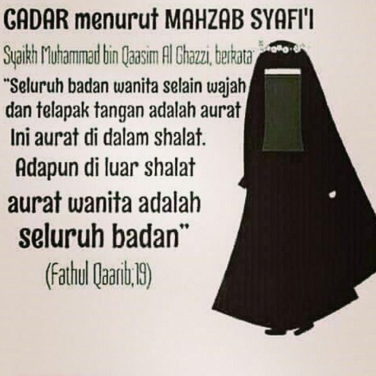 Follow @NasihatSahabatCom http://nasihatsahabat.com #nasihatsahabat #mutiarasunnah #motivasiIslami #petuahulama #hadist #hadits #nasihatulama #fatwaulama #akhlak #akhlaq #sunnah #aqidah #akidah #salafiyah #Muslimah #adabIslami #DakwahSalaf #ManhajSalaf #Alhaq #Kajiansalaf #dakwahsunnah #Islam #ahlussunnah #tauhid #dakwahtauhid #Alquran #kajiansunnah #salafy #cadar #niqab #niqob #burkah #hijabsyari #terorisme #hukumcadar #imam4 #imamempat #4mahdzab #empatmahdzab #bukanteroris #Syafii #hambali