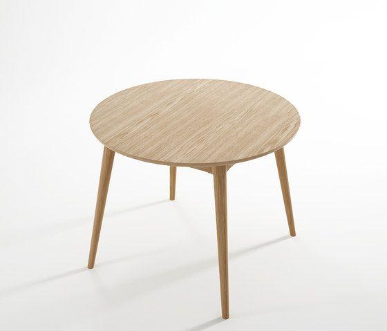 Vintage ROUND DINING TABLE - Tavoli da pranzo di Karpenter | Architonic