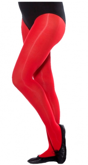 Collants grossesse Color rouge