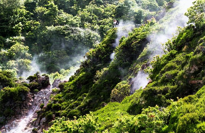 NATURAL BEAUTY OF AZORES