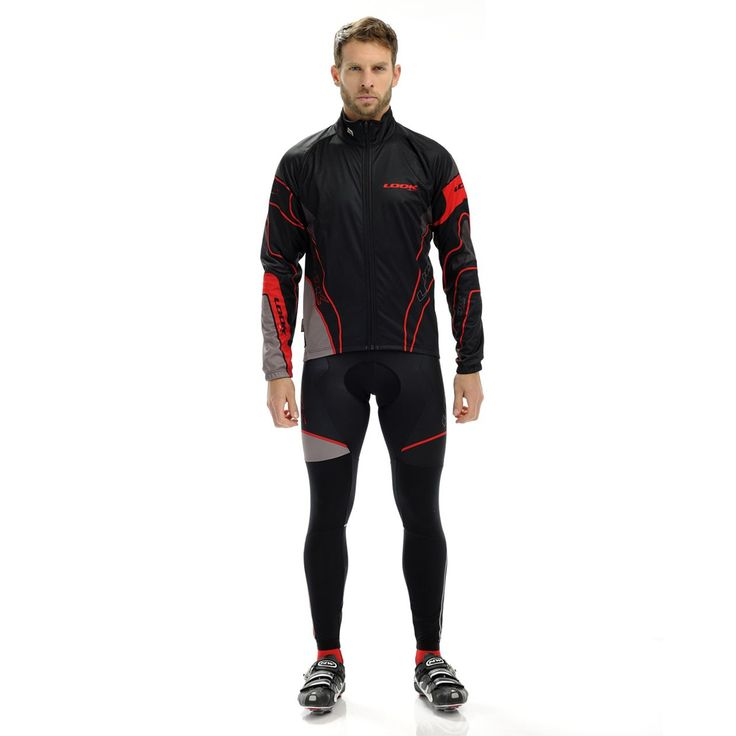 #veste de #vélo Look Cycles Homme Pro Team
