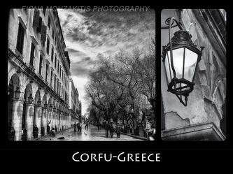 Posters Of Corfu - fionamphotography