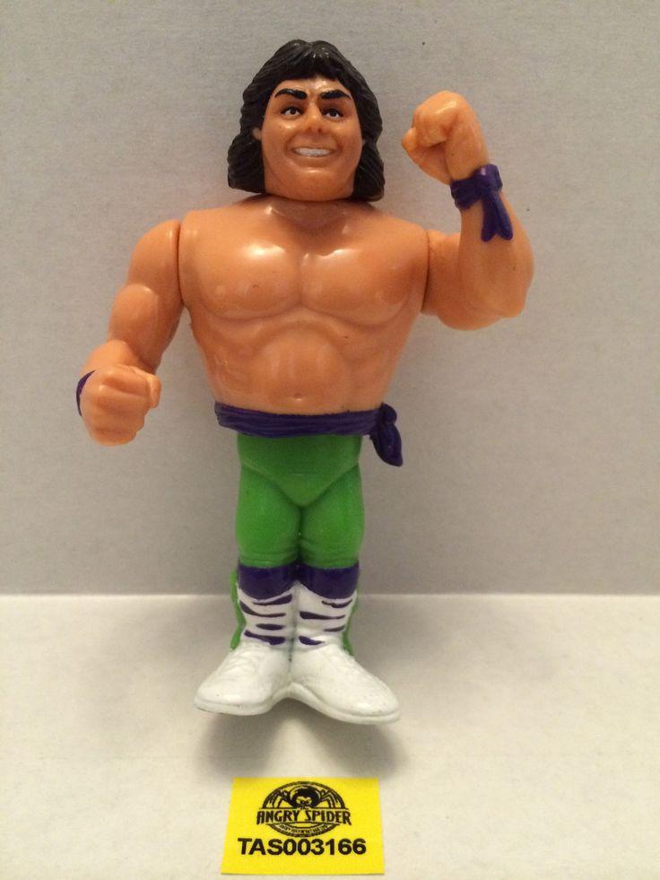(TAS003166) - WWE WWF WCW Wrestling Hasbro Figure - The Rockers Marty Jannetty