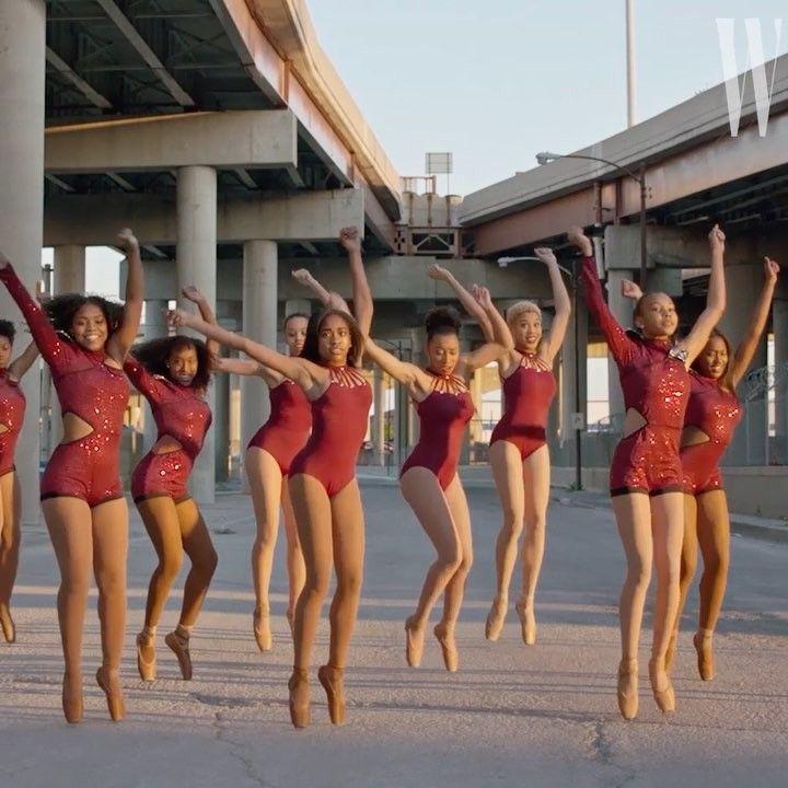 "1,631 отметок «Нравится», 20 комментариев — W magazine (@wmag) в Instagram: «""I thought if I put rap and ballet together, I might have a hit on my hands."" Since launching…»"