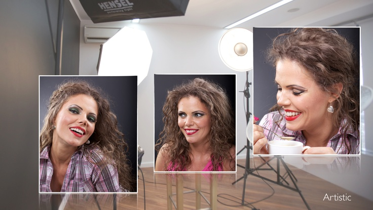 Case & Photos by :   Dr. Florin Cofar  Tech. Popp Ioana  KPG: Cristina Josan  Make-up: Timea Ban