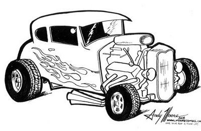 cars toons coloring pages - photo#40
