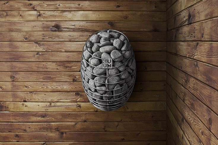 Huum - Minimalistic sauna heater from Estonia
