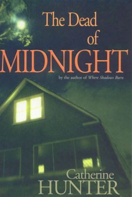 In The Dead of Midnight by Catherine Hunter, members of the bookclub at the Mystery Au Lait Cafe in Winnipeg begin to get nervous as events from their favourite murder-mysteries start to come true - right in their own quiet neighbourhood of Wolseley. #mystery