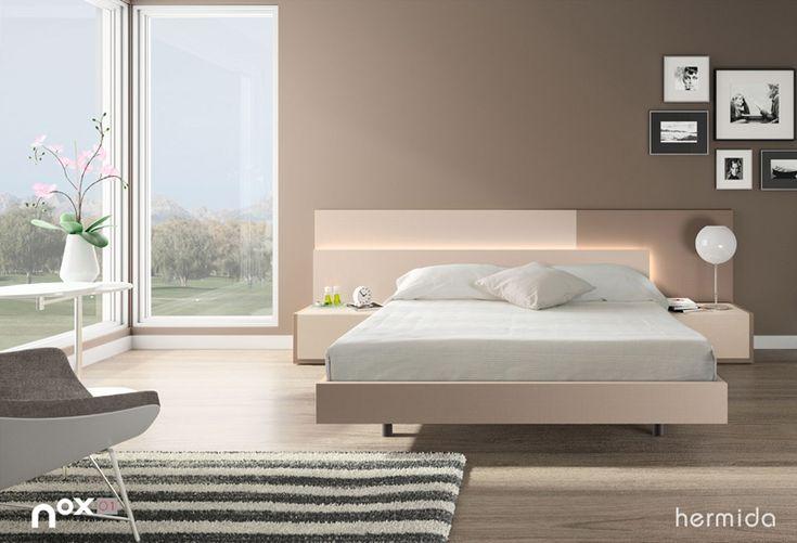 Nox 01 bedroom furniture nox muebles de dormitorio for Muebles de dormitorio matrimonial