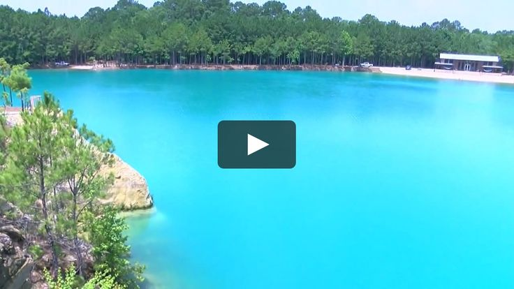 KTRE Anchor John-Carlos Estrada takes you on a tour of a East Texas hidden treasure -- the Blue Hole. The natural spring made by accident in the 1920's -- is…