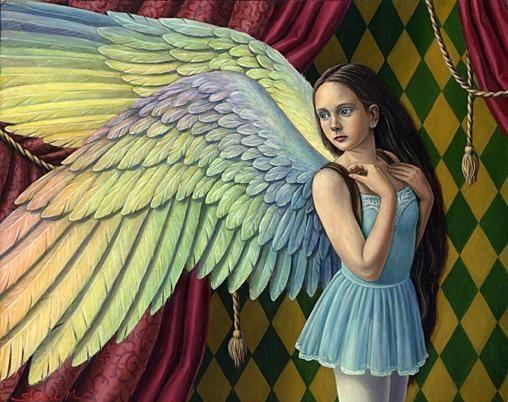 FLY AWAY | Shiori Matsumoto ノスタルジックな少女たちの世界を描く松本潮里の絵画作品集