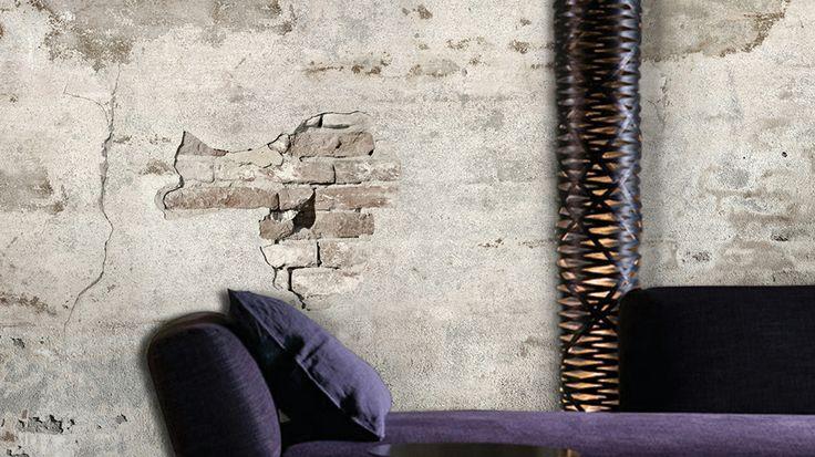 #Wallpaper #Duvarkagidi BRICK BY BRICK,GL 5831