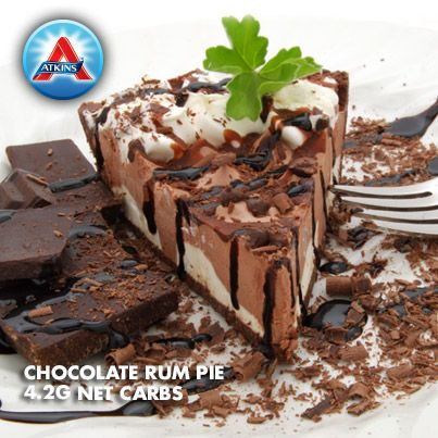 A chocolate-y treat for all phases of the plan!