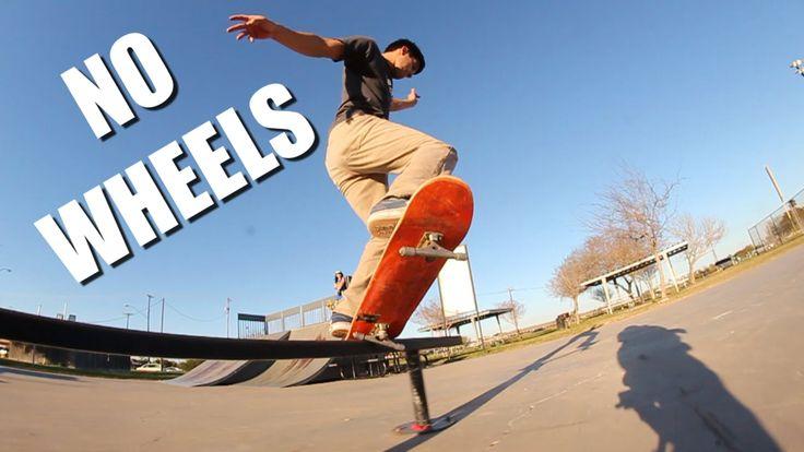 NO WHEELS Skateboarding