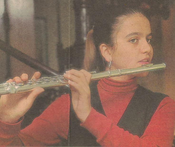 Foto para reportaje diario El Mercurio (Chile), junio 1995