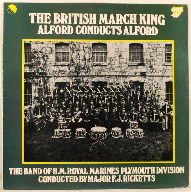Record Album Cover Alford