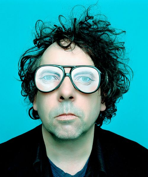Tim Burton, photographer Neil Wilder
