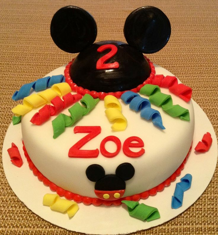 mickey mouse cakes images | Pin Fit Food By Al Mickey Mouse Cake Cake on Pinterest