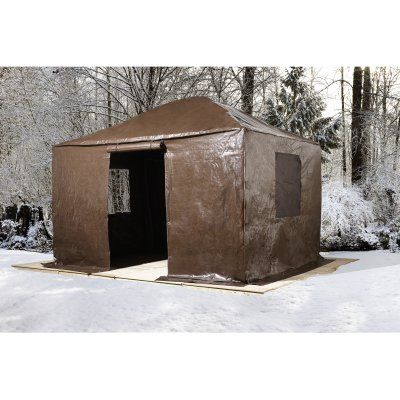 SOJAG INC Winter Gazebo Canopy Cover - 135-8163926 ... on Patio Cover Ideas For Winter id=99599