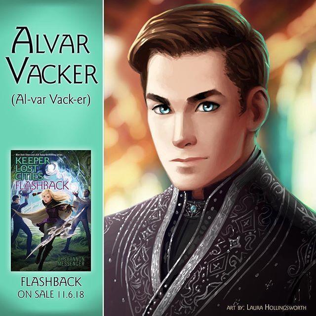 L Actu Keeper Portraits Vacker 4 Alvar Lost City The Best Series Ever The Incredibles