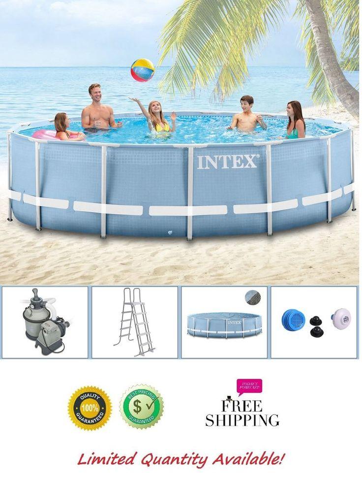 Die besten 25 pool komplettset ideen auf pinterest for Schwimmbecken aufstellbar