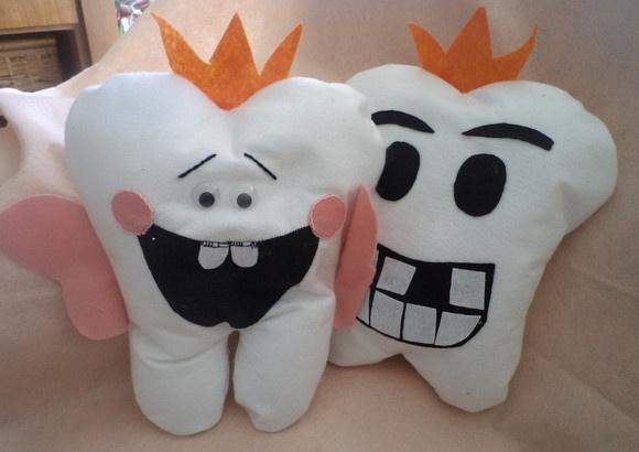 Bonecos Fada do Dente