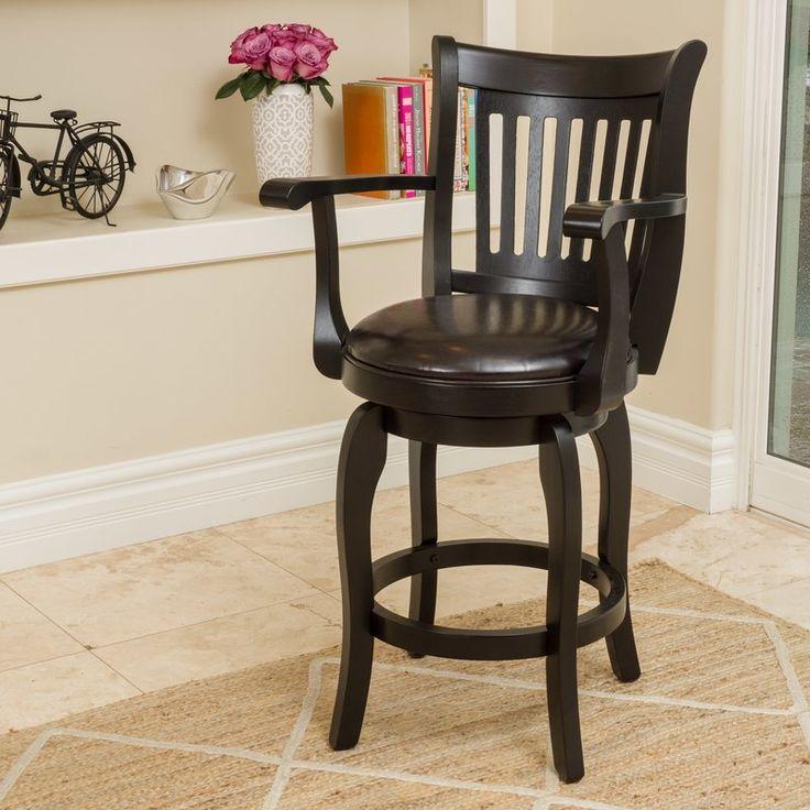 25 best swivel bar stools ideas on pinterest rustic bar stools high back bar stools and. Black Bedroom Furniture Sets. Home Design Ideas
