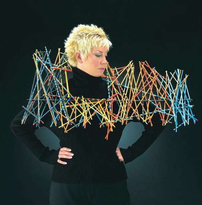 Marjorie Schick - neckpeice