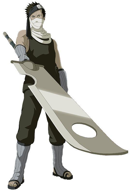 Zabuza Momochi - Naruto