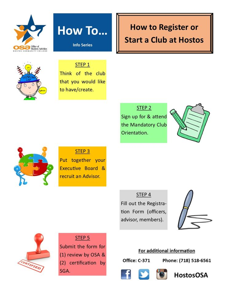 Clubs & Activities - Hostos Community College