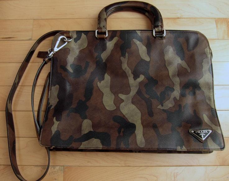 Prada Handbags For Men