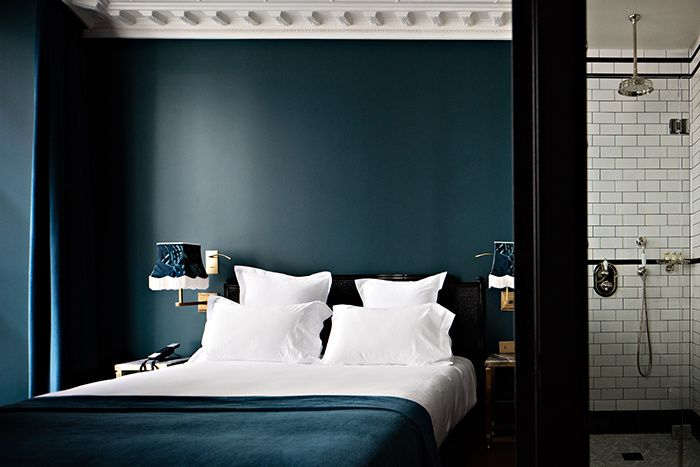 L'hôtel Providence a Paris © Benoit Linero