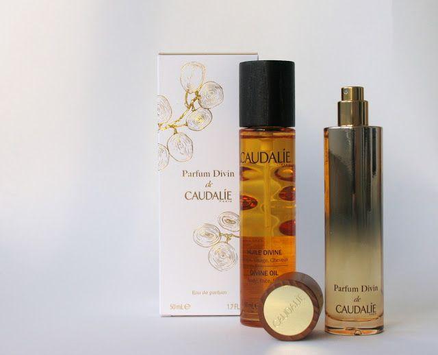 Шерочка с Машерочкой: CAUDALIE Divine Oil и Parfum Divine. Божественное ...