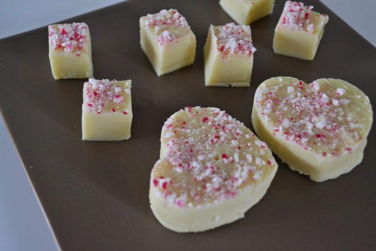 Fudge λευκής σοκολάτας με τρία υλικά - 3 ingredient white chocolate fudge - Craft Cook Love
