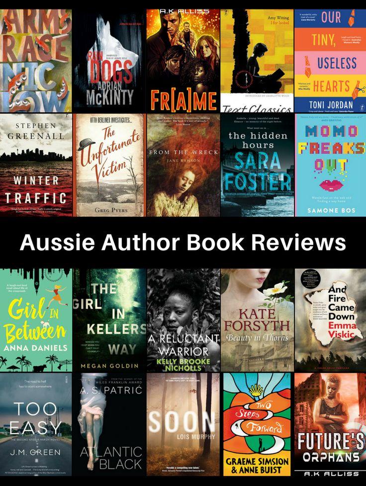 Books by Australian Authors
