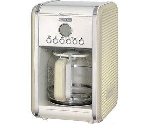 La macchina caffè con filtro Vintage di Ariete è in grado preparare fino a 12 tazze di caffè lungo. Si può anche programmare in modo da trovare al risveglio o al rientro il caffè già pronto.