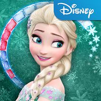 Frozen Free Fall Icy Shot 2.5.1 MOD APK  casual games
