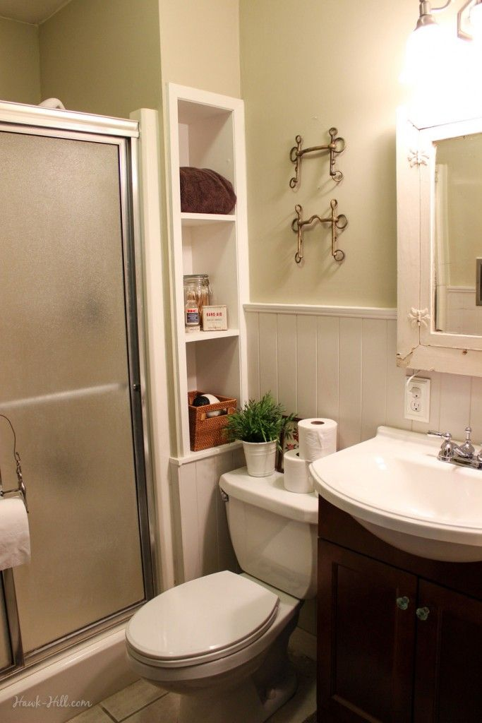 300 Bathroom Renovation Featuring Paneling Over Existing Tile Bathroom Pinterest Horses