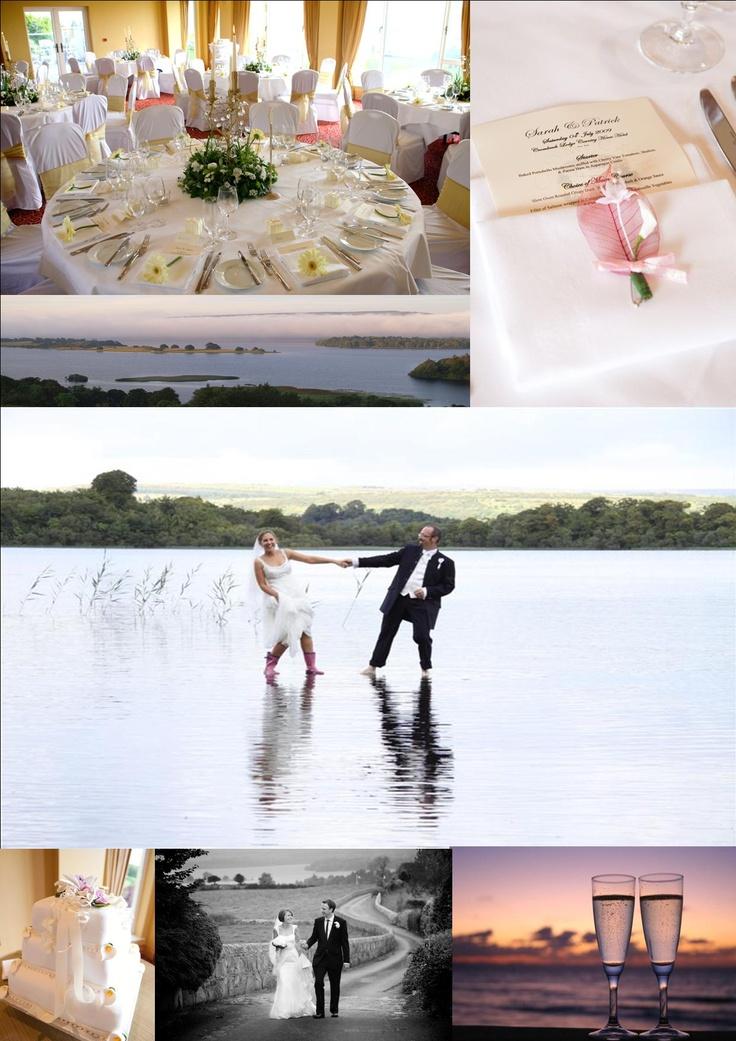 Weddings at Cromleach Lodge