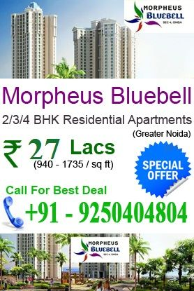 2/3/4 BHK Residential Apartments with best affordable price in greater noida. Plots available in various sizes of 940-1735 sq.ft from 27 Lakhs.