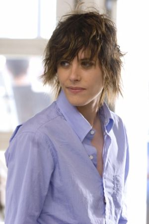 (Shane from the L Word played by Katherine Moennig).