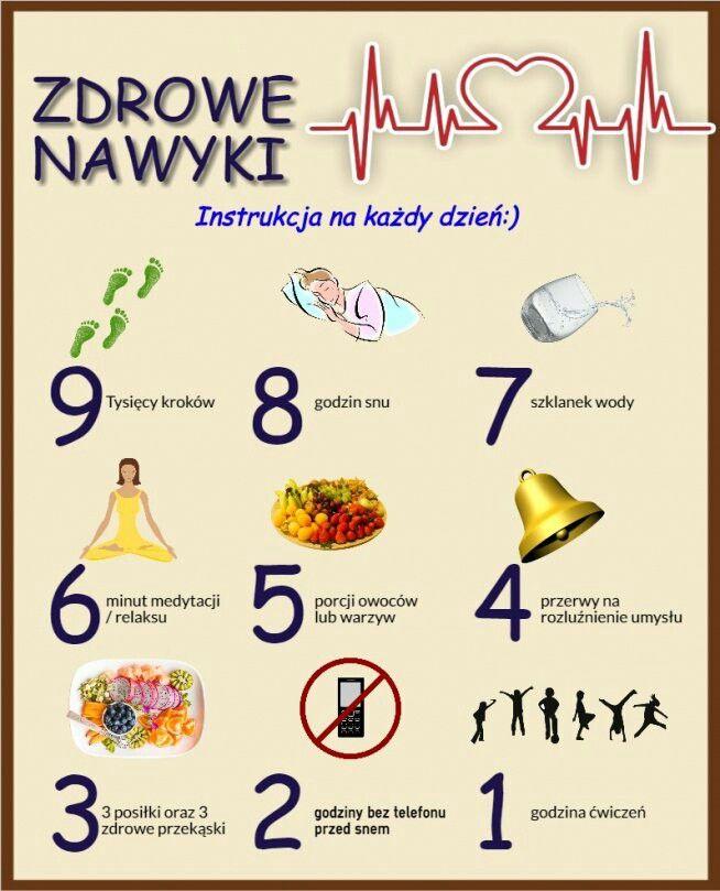 #nawyki #health