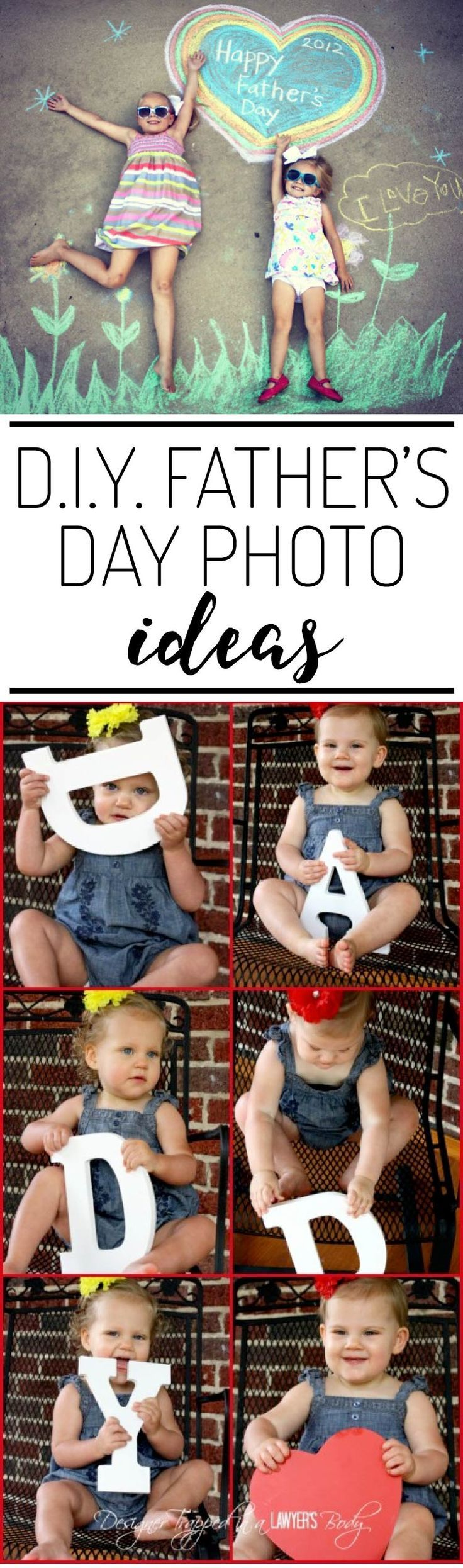 OMG, love these DIY Father's Day photo ideas.  Perfect Father's Day gifts! (scheduled via http://www.tailwindapp.com?utm_source=pinterest&utm_medium=twpin&utm_content=post83659685&utm_campaign=scheduler_attribution)