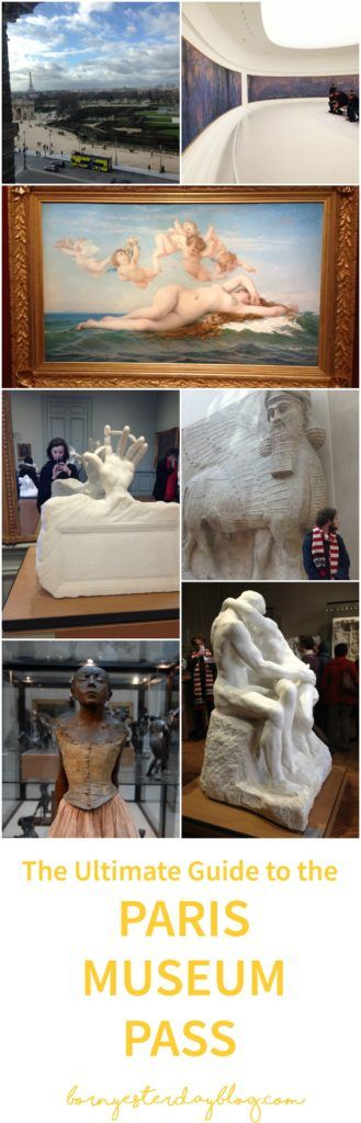 Ultimate guide to the Paris Museum Pass