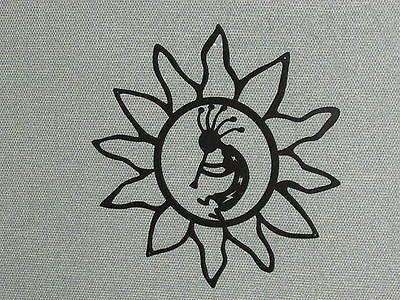 Kokopelli Southwestern Sun Celestial Wall Art Decor in Home & Garden,Home Décor,Wall Sculptures | eBay