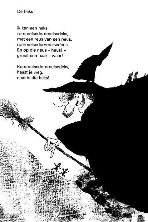 * Versje: De heks!